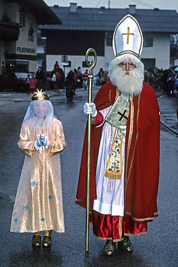 Mein österreich Der Heilige Nikolaus