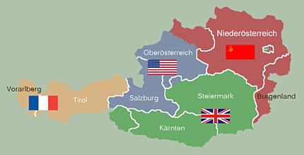 Mein österreich Besatzungszeit