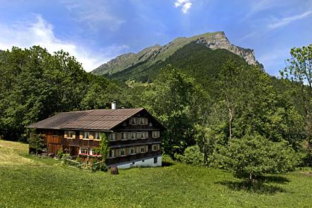 mein oesterreich das bregenzerwaldhaus